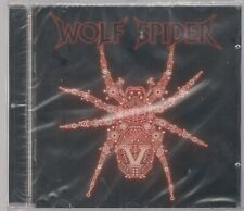 WOLF SPIDER - V 2015 WILCZY PAJAK TOP RARE CD OPEN FIRE TURBO KAT TSA STOS KREON