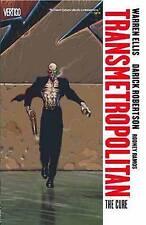 Transmetropolitan Vol 9 The Cure - W. Ellis, Robertson- Vertigo 2011 Paperback