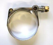 """AF TB225 - T-Bolt Clamp. 2-1/8"""" - 2-5/16"""" Adjustable"""
