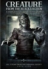 Creature From The Black Lagoon Complete Legacy Collection Region 1 - DVD