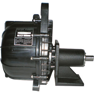 Pacer Pumps Pedestal Centrifugal Pump - 9,600 GPH, 2in. Ports, Model# SE2FL CSS