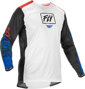 Fly Racing Lite MX Motocross Riding Jersey Shirt Offroad ATV/UTV/MTB Men's 2022