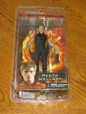 The Hunger Games Peeta Mellark Action Figure NECA Reel Toys NEW
