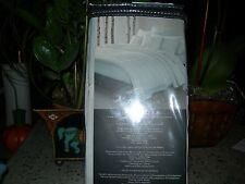 donna karan dkny city stripe 1pc euro sham opal 100 silk nip