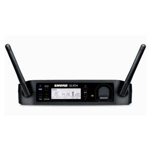 Shure GLXD4 Wireless Receiver