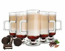 6 Irish Coffee Gläser Kaffeegläser Glühweingläser Eiskaffee Gläser Teegläser