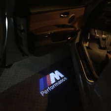 BMW Charco Luz M Sport M Performance insignia coche LED Puerta Elegante Accesorio del coche