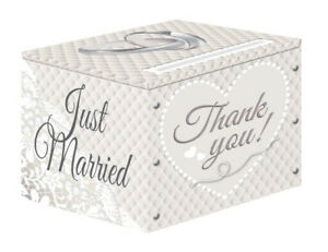 LARGE WEDDING GIFT ENVELOPE POSTING BOX