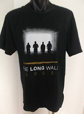 The Long Walk 2005 Men's T-Shirt Size Large Michael Long Indigenous