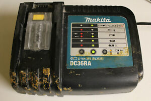 Makita 36V Ladestation DC36RA ohne Akku