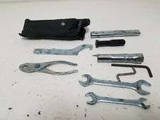 2002 Yamaha XVS Vstar 650 tools tool kit pouch