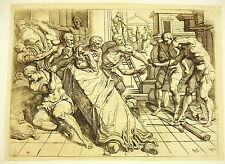 Odysée d'Ulysse Théodore Van Thulden 1633 d'ap le Primatice Odyssey of Ulysse 40
