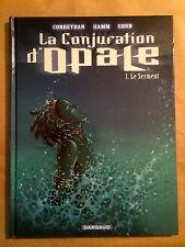 LA CONJURATION D'OPALE - T1 : Le serment - EO