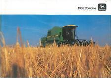John Deere Combine 1065 Folleto-Jb7