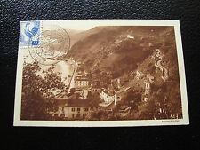 ALGERIE -carte postale philippeville (stora) journee du timbre 13/10/45 (cy6)