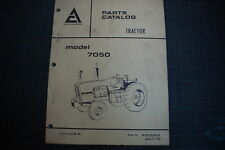 ALLIS CHALMERS 7050 TRACTOR Parts Book Manual catalog