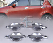 Door Handle Cover+Cup Bowl combo Fit for Suzuki Swift 05-10 Grand Vitara05-12