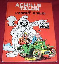 ACHILLE TALON ET L'ESPRIT D'ELOI - GREG - DARGAUD - EO