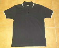 James & Nicholson blau-weiss Kurzarm Polo-Hemd Piqué S Polo-Shirt  JN034 blaues