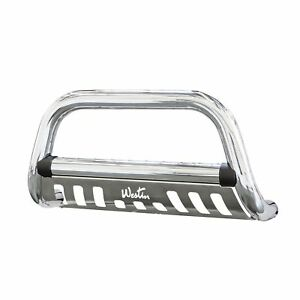 Westin Automotive Stainless Steel Ultimate Bull Bar. Grille Guard #32-2400