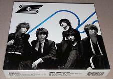 SS 501 SS501 1ST SINGLE ALBUM K-POP CD + DVD USED CD