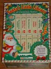 Santa's Little Library of Christmas Stories -12 Mini Books boxed set McGraw-Hill