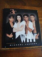 3T MICHAEL JACKSON WHY CD