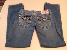 True Religion Ladies Billy Super T Jeans Size 28/31