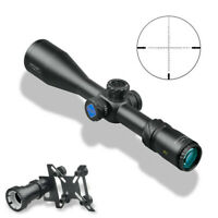 DISCOVERY VT-T 6-24X50SFVF Side Parallax Hunting Rifle Scope with Phone Adapter