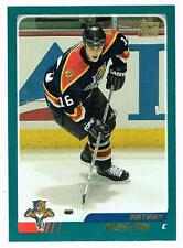 2003 2004 03/04 TOPPS.....ROOKIE CARD....#335 NATHAN HORTON....RC