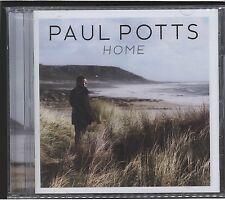 PAUL Potts Home promo cd