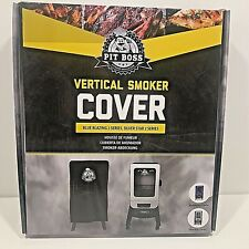 Pit Boss Grills 73322 Vertical Electric Smoker Cover, Black. - NEW -