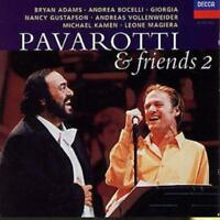 Mike Woolcock : Pavarotti & Friends 2 CD (2000) ***NEW*** FREE Shipping, Save £s