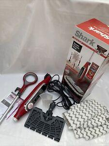 Shark Klik N Flip Smartonic Deluxe Steam Pocket Mop S6003UKCO with 3 Grip Pads