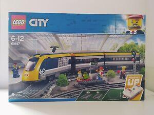LEGO CITY 60197 TREN DE PASAJEROS ***NUEVO SIN ESTRENAR***