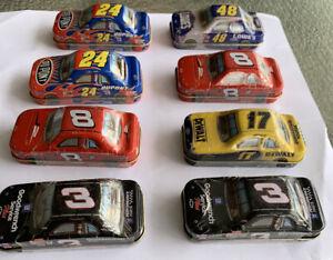 NASCAR PEPPERMINT TINS