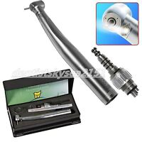 w/ KAVO Style Coupler Dental High Speed Ceramic Handpiece LED E-generator 4H CJA