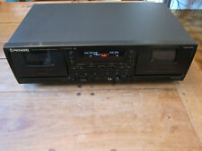 Platine Pioneer Stereo Double K7 Deck CT-W620R - courroies à changer