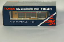 Tomytec n scale 4262 7 Eleven Convenience Store / Tomix n gauge