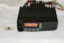 Icom Ic F5021 Vhf 136 174mhz 128 Channel Two Way Lmr Radio Rare Read 3 W4
