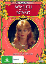 Susan Sarandon Anjelica Huston BEAUTY AND THE BEAST - THEATRICAL VERSION DVD