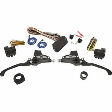 Performance Machine 0062-4024-BM Can Bus Hand Control Kits 9/16 Black PM-3662
