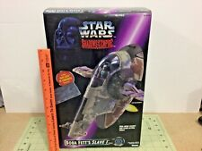 Star Wars Shadows of the Empire Boba Fett's Slave I, FREE ship 69565