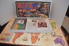 "1993 Parker Brothers ""Risk"" The World Conquest Board Game - Complete"