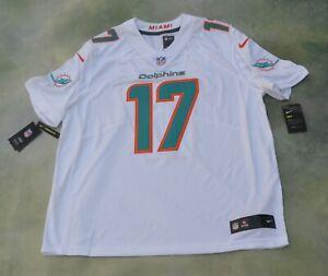 Nike On Field NFL Miami Dolphins Ryan Tannehill #17 Jersey Size XXL.