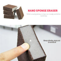 5pc Nano Sponge Magic Eraser Cleaning Emery Pad For Home Kitchen Descaling