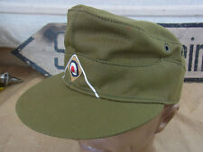 Gr.60 Afrikakorps M41 EREL Tropenmütze Feldmütze DAK tropical field cap LUBSTEIN