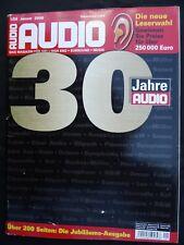 AUDIO 1/08,  LUA BELCANTO, NAIM SUPERNAIT, OCTAVE V 80 ,LINE RG 10 MK2 REFERENCE