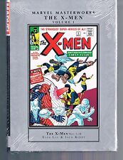 X-Men Marvel Masterworks Vol 1 by Jack the King & Stan the Man Hc sealed 2015