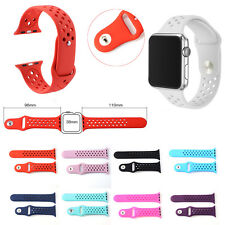 Wristband Bracelet Band Strap for Apple Watch Band iWatch  38mm Random Color